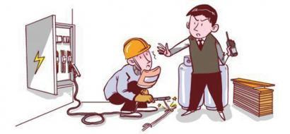 违规电焊隐患大 电焊工无证上岗害人害己
