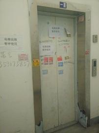 这座高层楼电梯为何停运?