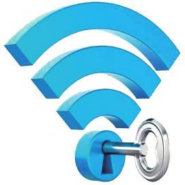 """公共场所免费WiFi如何破解逐利""""密码""""?"""