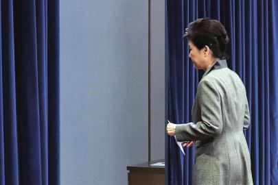 430亿韩元! 朴槿惠涉共谋收取三星贿赂