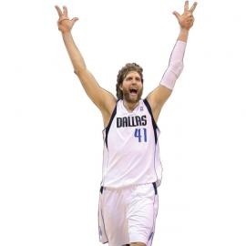 三万分先生! 诺维茨基成NBA历史第六人
