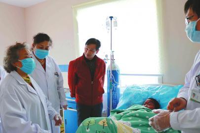 浙江天疱疮患者在泉城医院治疗病情好转