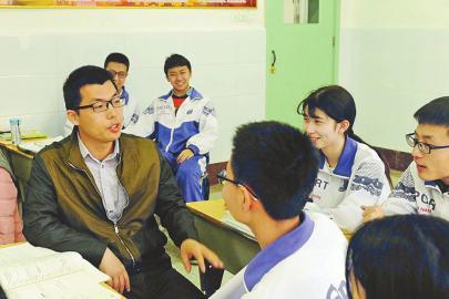 张海龙:让学生遇见最美好的自己