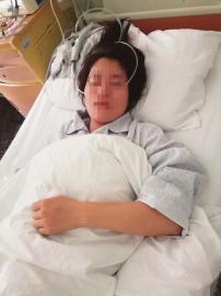 注射玻尿酸误入大脑一女子不幸左眼失明