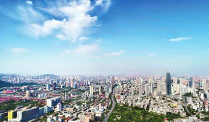 """""""成城""""蝶变别样美 看济南创建全国文明城市带来的新变化"""
