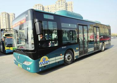 新款公交车上路,新在哪儿?