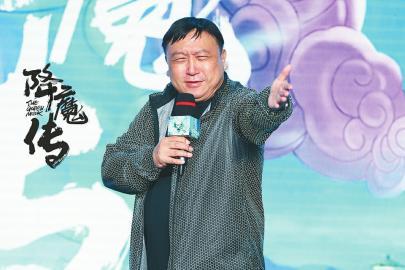 王晶接受本报记者微信采访: 观众心中有天平