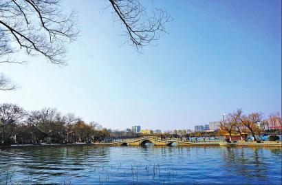 春节期间我市未现重度污染天气