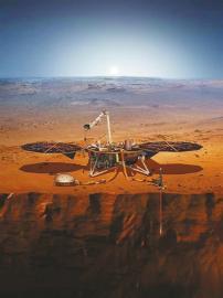 """火星探测器""""洞察""""号三大惊艳之处"""