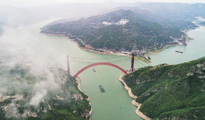 大桥合龙!中国桥梁工程再创世界纪录