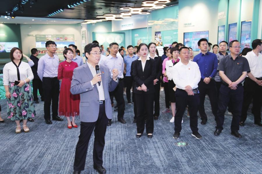 濟南國際醫學科學中心 重走觀摩路提升新境界