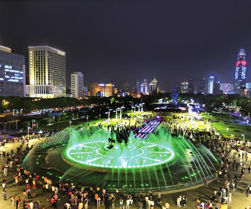 都市夜归人:他们行走在济南夜色中 ――探访济南夜经济系列报道之一