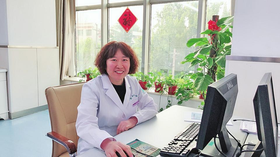 因为信任 所以选择 ——专访济南市妇幼保健院妇科主任徐延华