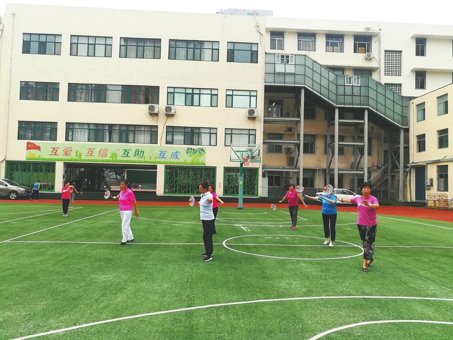 济南市72所学校率先对外开放体育场地 你去学校打卡锻炼了吗?