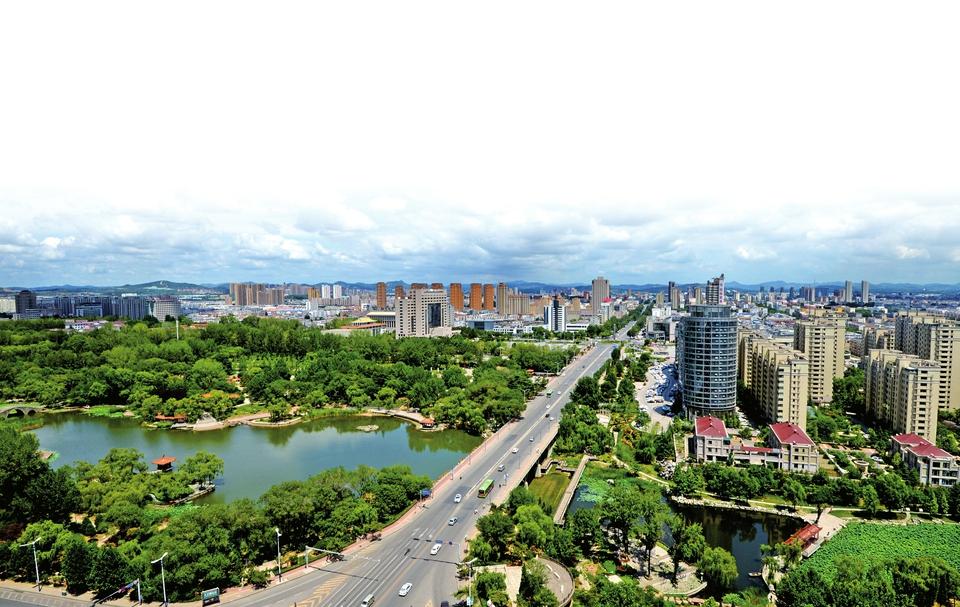 省会副中心 南翼增长极 莱芜坚持生态立区实业强区