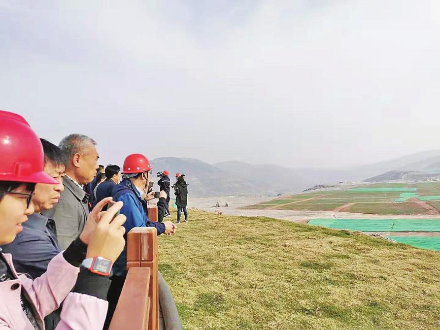"""践行绿色可持续发展 建设生态景观矿山 助力新旧动能转换""""济南经验""""向全省分享"""