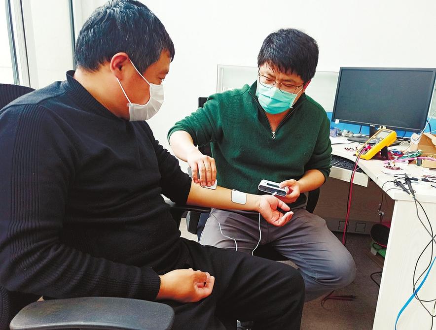 在复工复产中蓄积发展力量——记山东蓓明医疗科技有限公司董事长孙明旭