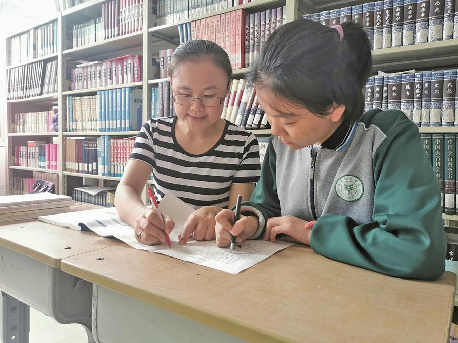 """济南槐荫中学 党建""""三服务""""让教育有温度"""