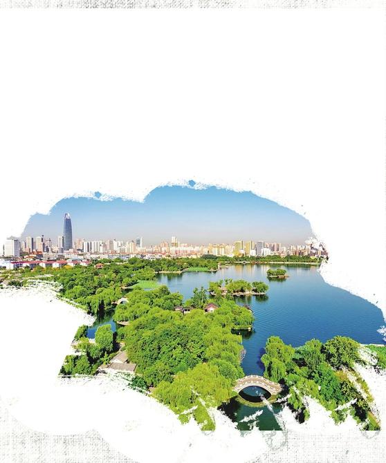 泉城济南:你好,网红城市!
