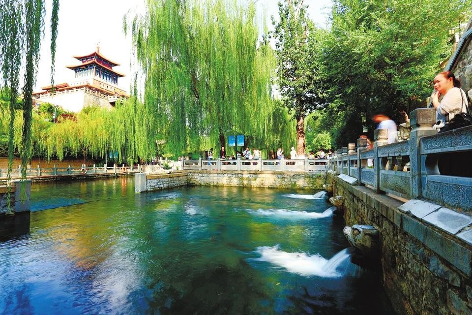 第八届济南国际泉水节9月6日启动