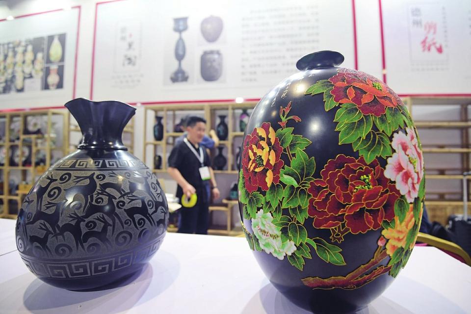 """打造""""云上文旅""""新体验 首届中国文旅博览会数字平台上线"""