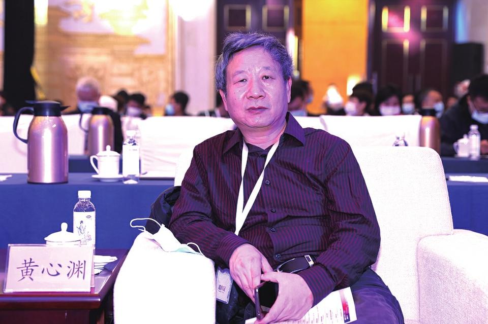 教育部动画与数字媒体教指委秘书长、中国传媒大学动画与数字媒体艺术学院院长黄心渊 不论是否愿意 你都得拥抱5G