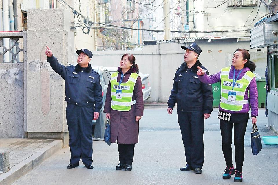 历下公安工作坚持以群众满意度为导向 全力提升四大指数
