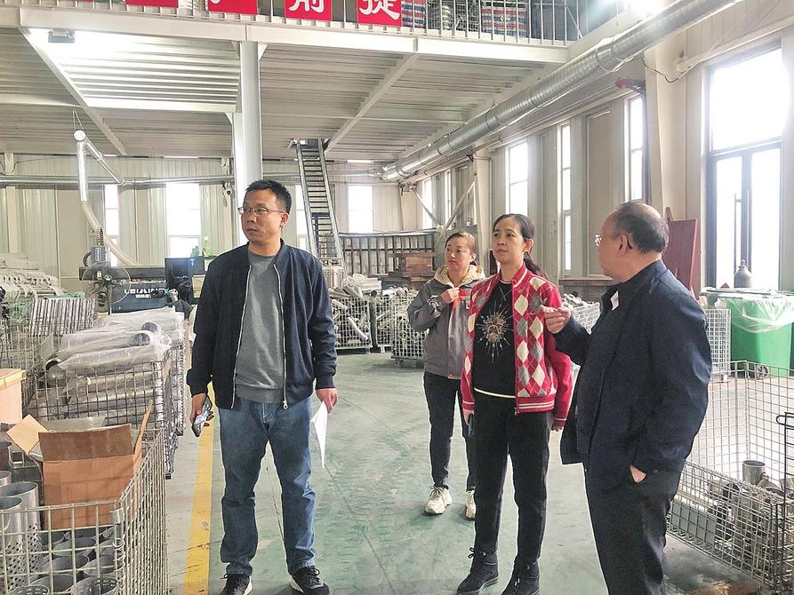 济南打造高品质园区 推动高质量发展