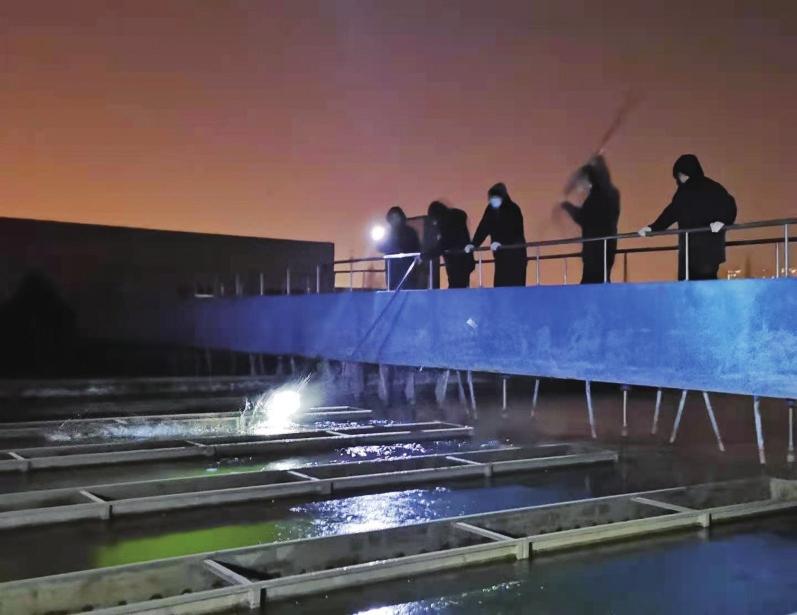 """全市水厂供水管网运行安全稳定 日供水99.5万立方米保持正常 济南水务通过极寒天气""""大考"""""""