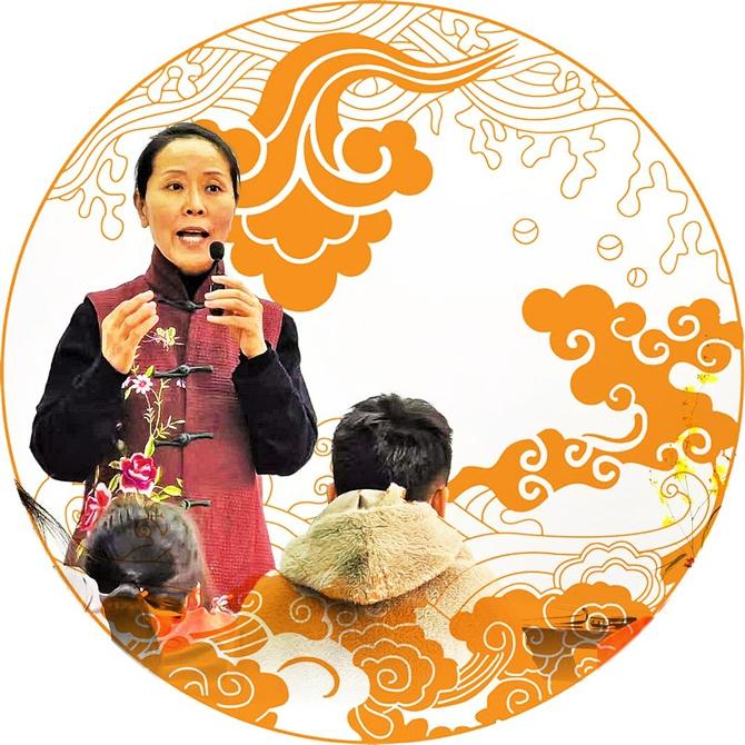"""""""志愿服务+国学""""让文化传承散发新活力——记""""文庙讲堂""""志愿服务活动的10年传承之路"""