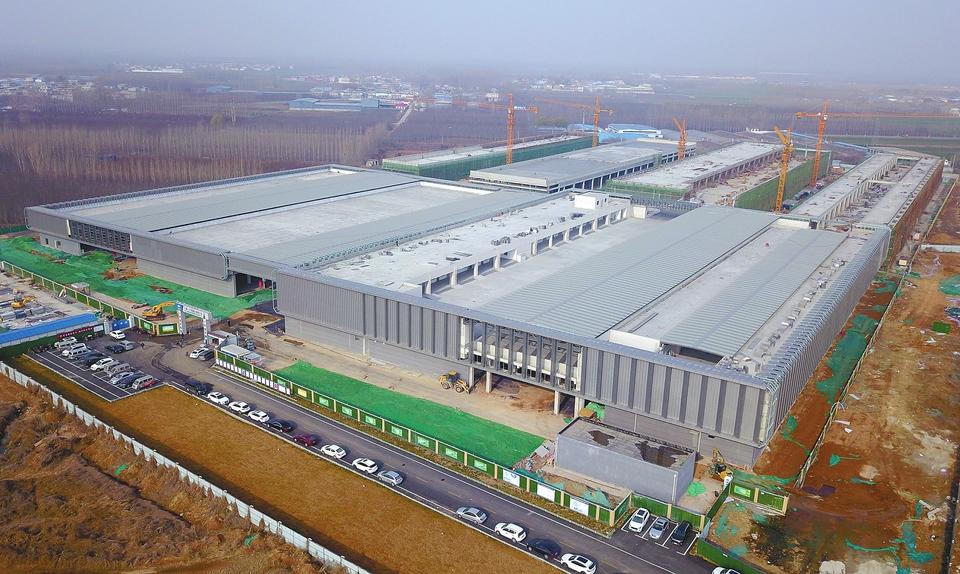 济南:公益性农产品批发市场 果品区封顶