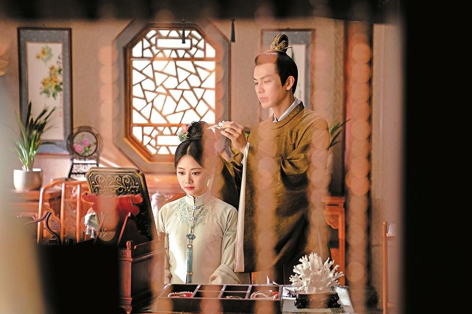 《锦心似玉》热播中 专访导演温德光:用小细节打动观众