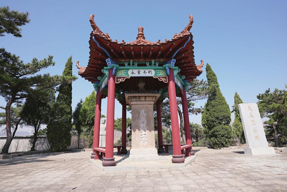 【百年砺初心 奋斗展风华】茶业口镇:这里有全国唯一民兵烈士碑
