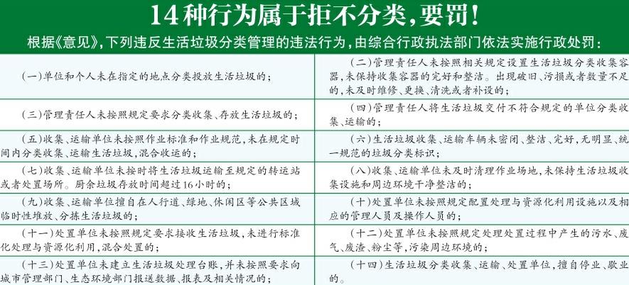 """全市城管系统全员上街13000位""""督桶员""""上岗 济南正式进入""""垃圾分类时代"""""""