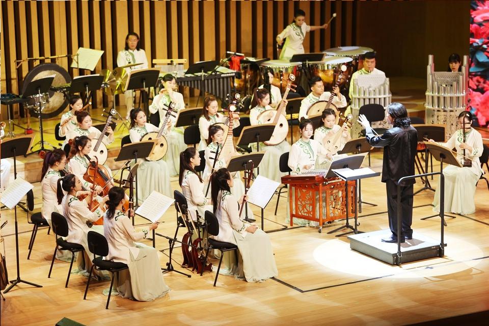 凝聚红色力量 开启全新征程 济南市庆祝建党百年音乐会圆满落幕