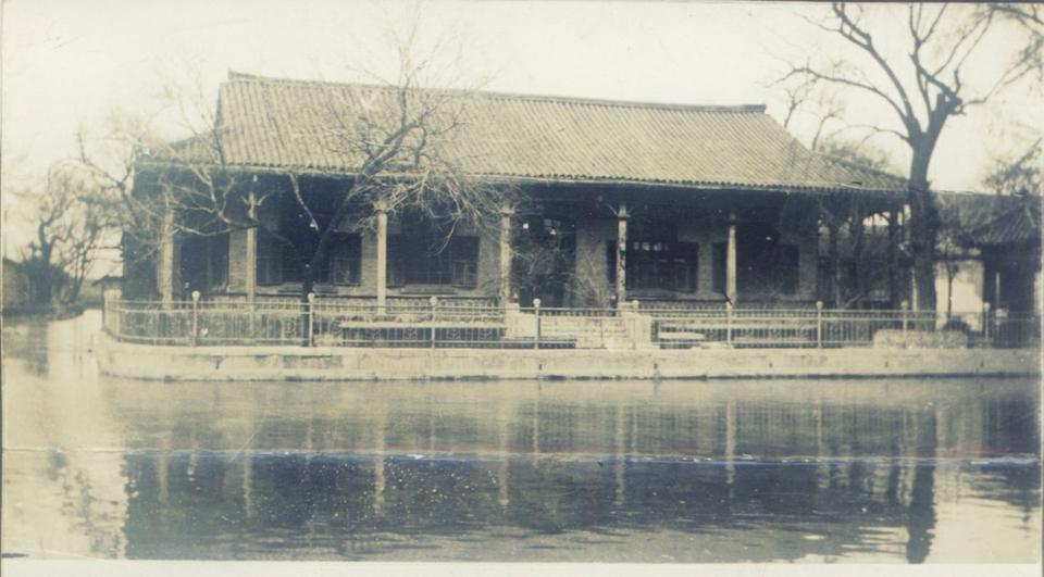 济南最大的IP——泉 三大名泉的旧时风貌